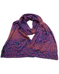 Marc By Marc Jacobs Scarf - Purple