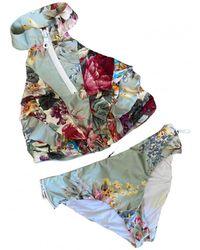 Zimmermann Two-piece Swimsuit - Blue