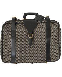 Goyard Multicolor Cloth Travel Bag