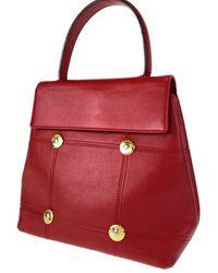 Givenchy Leder Handtaschen - Rot