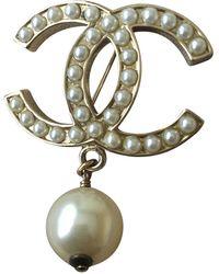 Chanel CC Broschen - Mehrfarbig