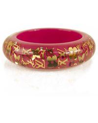 Women S Louis Vuitton Bracelets Lyst