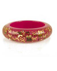 Louis Vuitton Inclusion Other Plastic Bracelets - Multicolour
