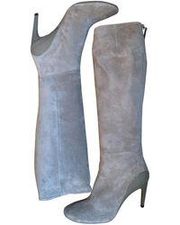 Roger Vivier Boots - Grey