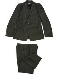 Dries Van Noten - Wool Suit - Lyst