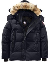 Canada Goose Black Synthetic Coat