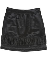 Burberry - Black Wool - Lyst