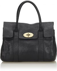 54571591fabf Lyst - Mulberry Bayswater - Mulberry Bayswater Bag