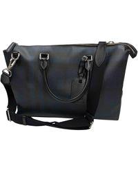 Burberry Black Cloth Bag