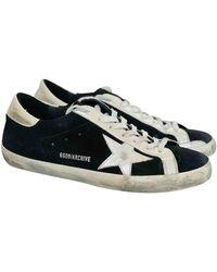 Golden Goose Deluxe Brand Superstar Sneakers - Schwarz