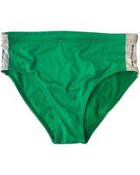 Moschino Swimwear - Green