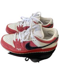 Nike SB Dunk Niedrige turnschuhe - Mehrfarbig