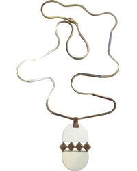 Givenchy - Pre-owned Long Necklace - Lyst