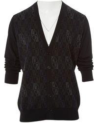 Hermès - Black Wool Knitwear & Sweatshirts - Lyst