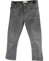 Acne Studios Pop Slim Jeans - Grey