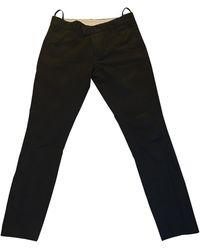 Helmut Lang Trousers - Black