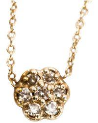Ginette NY Gold Yellow Gold - Metallic