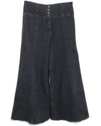 Chanel Black Denim - Jeans Jeans