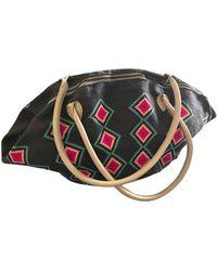 Sophie Anderson Multicolor Synthetic Handbag