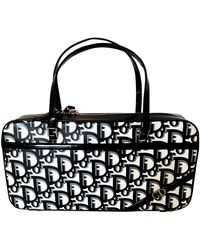 Dior Leather Handbag - Black