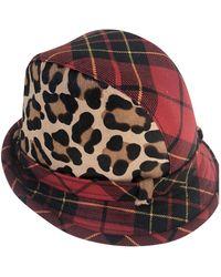 Michael Kors Cloth Hats - Multicolour