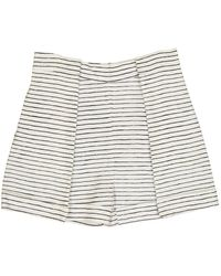 Acne Studios Shorts bianco