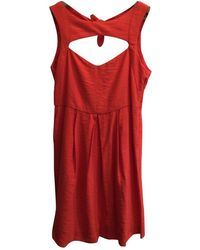 Claudie Pierlot Mini Dress - Red