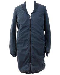 Acne Studios - Blue Synthetic Jacket - Lyst
