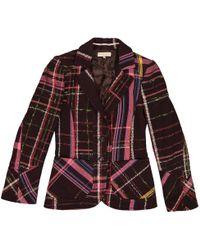 Christian Lacroix - Multicolour Wool Jacket - Lyst