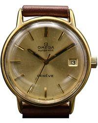 Omega Uhren - Mehrfarbig