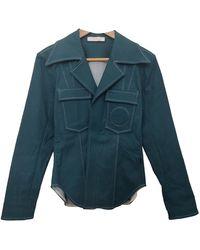 Chloé Green Denim - Jeans Jacket