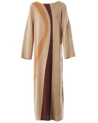 Vanessa Seward \n Beige Viscose Knitwear - Natural