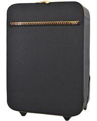 Stella McCartney Falabella Black Synthetic Travel Bag