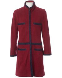 Chanel Cappotto - Rosso