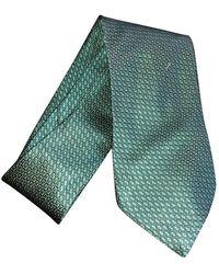 Burberry Seide Krawatten - Mehrfarbig