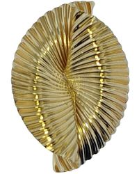 Cartier - Pre-owned Yellow Gold Pin & Brooche - Lyst
