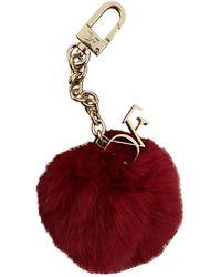 Diane von Furstenberg Red Rabbit Purse/wallet