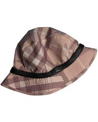 Burberry Multicolour Polyester Hats