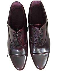 Louis Vuitton Lackleder Stiefel - Mehrfarbig