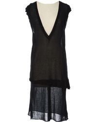 Zadig & Voltaire - Mini Dress - Lyst