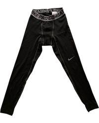 Nike Hosen - Schwarz