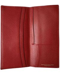 Smythson Leather Small Bag - Red