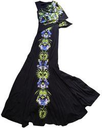 Givenchy Bird Of Paradise Dress - Black