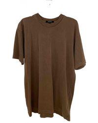Yeezy Tee shirt - Marron