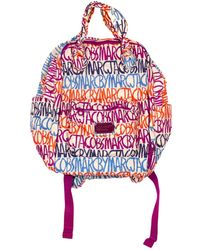 Marc By Marc Jacobs Multicolor Cotton Backpacks