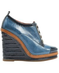 Marc By Marc Jacobs - Leather High Heel - Lyst