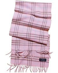 Burberry Wolle Schals - Pink
