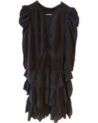 Étoile Isabel Marant - Pre-owned Silk Mini Dress - Lyst