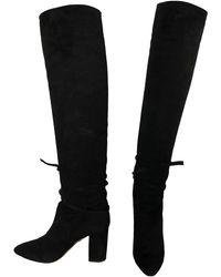 Aquazzura Boots - Black