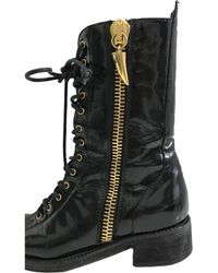 Giuseppe Zanotti - Leather Boots - Lyst